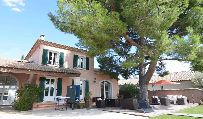 Villa avec piscine Bouzigues