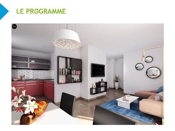 Vente appartement 3 pièces 60,1 m2