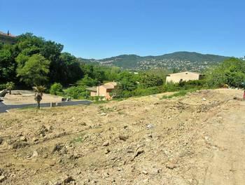 Terrain à bâtir 282 m2