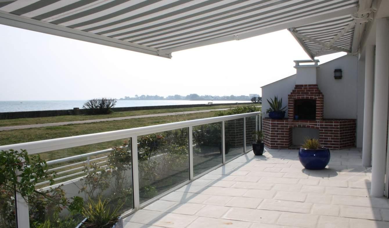 Seaside house and garden Damgan