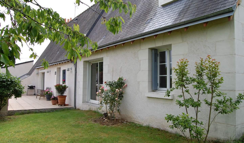 Maison avec terrasse Fondettes
