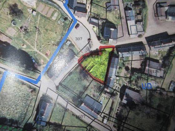 Vente terrain 370 m2