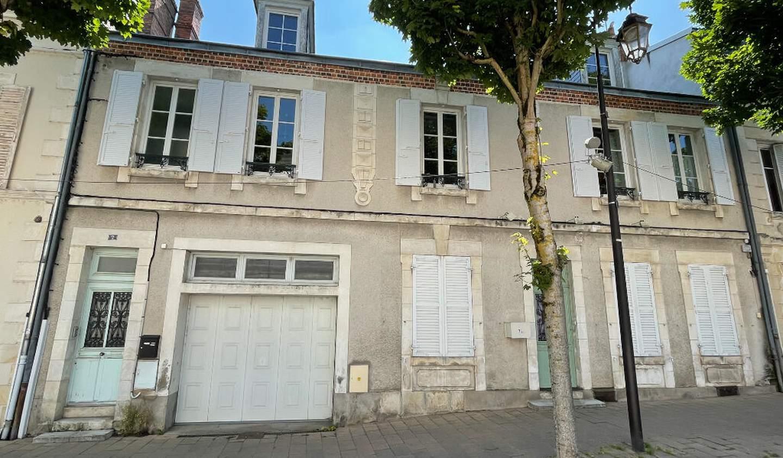 Maison Cosne-Cours-sur-Loire