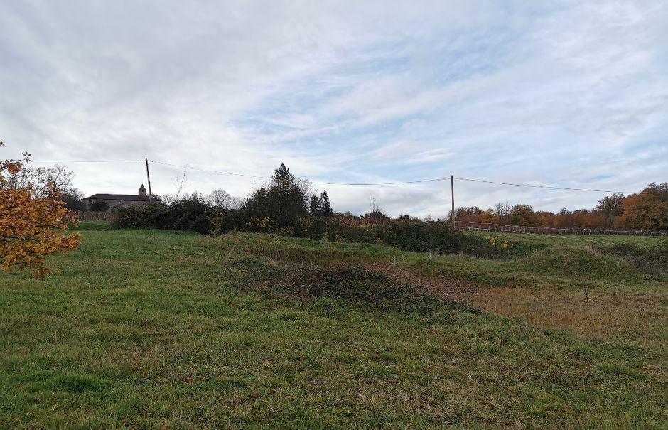Vente terrain  1456 m² à Riscle (32400), 25 000 €