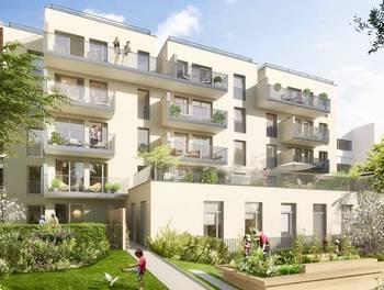 Appartement 3 pièces 58,11 m2
