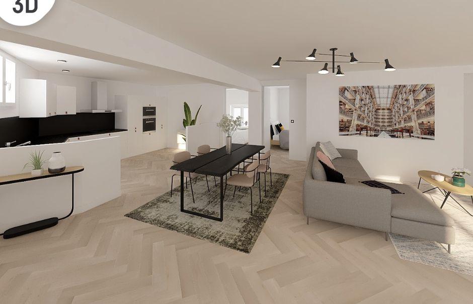 Vente appartement 3 pièces 72 m² à Vienne (38200), 128 000 €