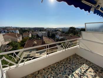 Appartement 2 pièces 51,39 m2