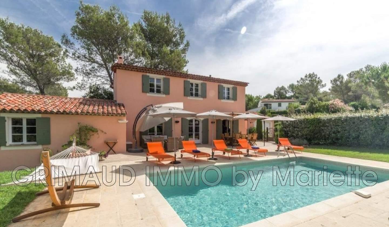 Villa with pool and terrace La Motte