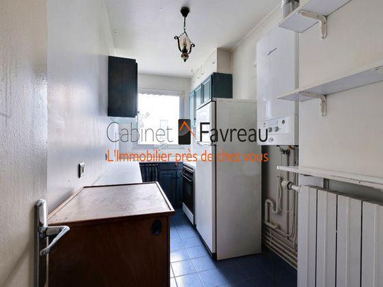 Vente appartement 4 pièces 67,74 m2