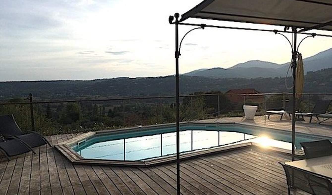 Appartement avec piscine Fayence