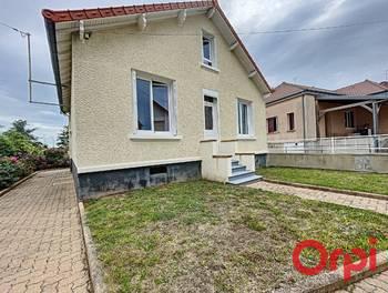 Maison 5 pièces 80,52 m2