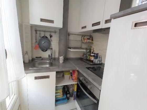 Vente appartement 2 pièces 33,59 m2