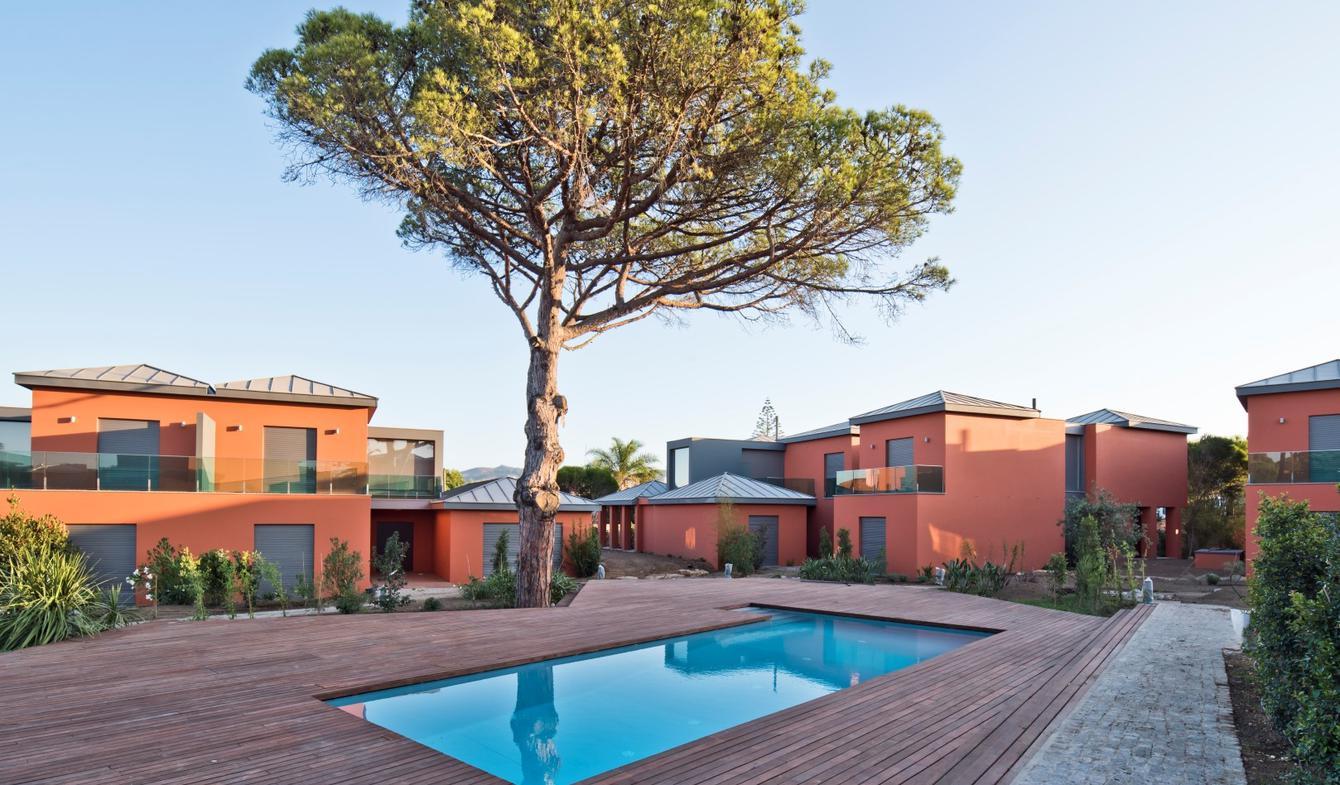 Villa avec piscine et jardin Cascais