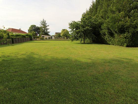 Vente terrain 1125 m2
