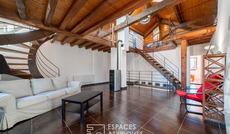 House with terrace Viry