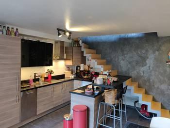 Maison 2 pièces 47,02 m2