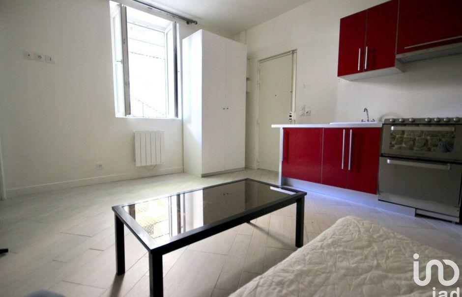 Vente appartement 2 pièces 28 m² à Paris 18ème (75018), 275 000 €