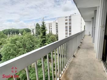 Appartement 4 pièces 76,72 m2