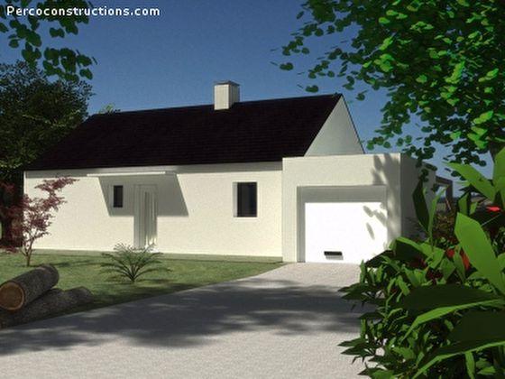 Vente maison 5 pièces 70,35 m2