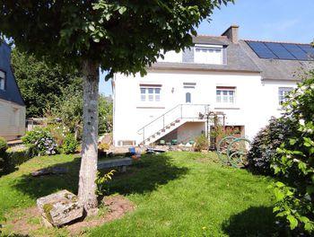 maison à Poullaouen (29)