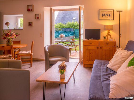 Location maison meublée 3 pièces 56,36 m2