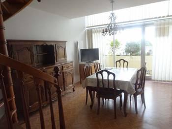 Appartement 5 pièces 83,65 m2