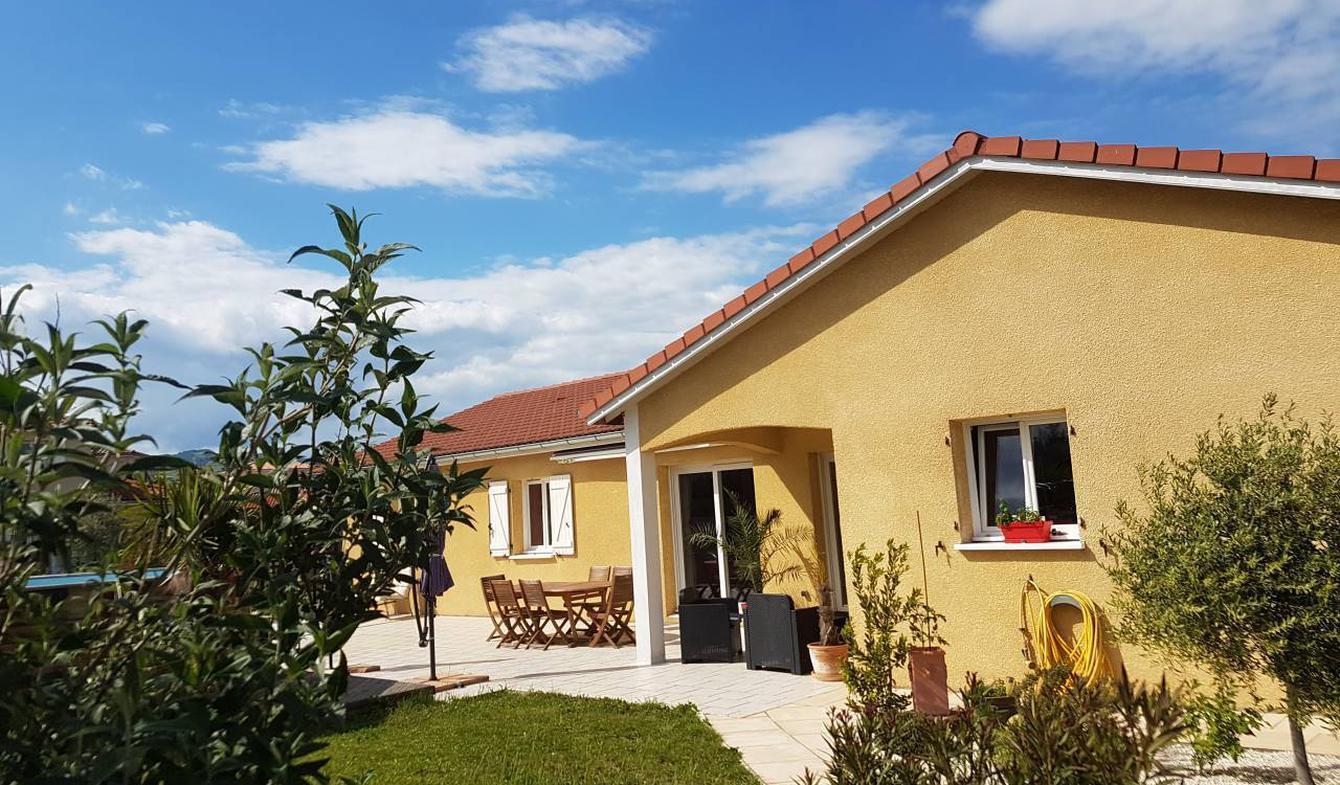 Villa avec piscine et terrasse Rive-de-Gier
