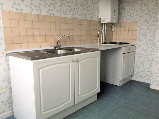 Location appartement 2 pièces 46,81 m2
