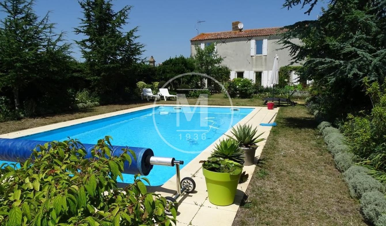 Maison avec piscine L'Aiguillon-sur-Mer