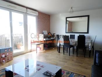 Appartement 4 pièces 75,4 m2