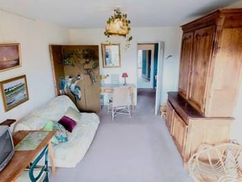 Appartement 2 pièces 32,41 m2