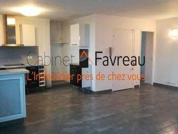 Appartement meublé 4 pièces 77,04 m2