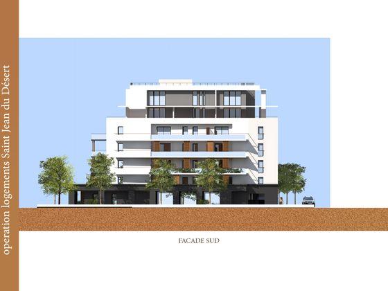Vente appartement 3 pièces 63,17 m2