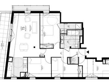 Appartement 5 pièces 99,35 m2