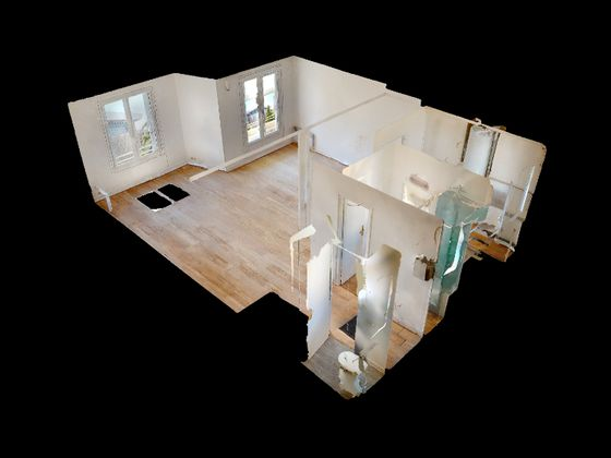 Location studio 42,08 m2