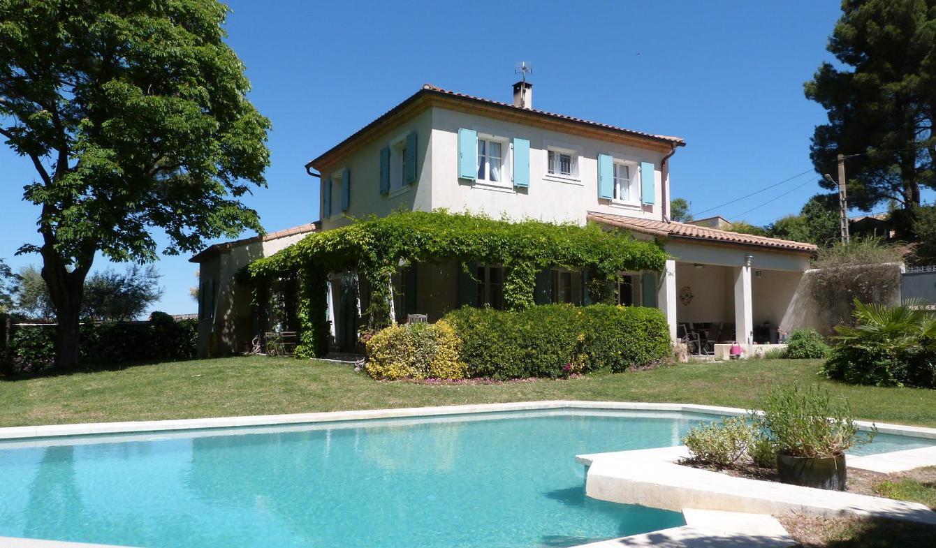Maison avec piscine et jardin Pezenas