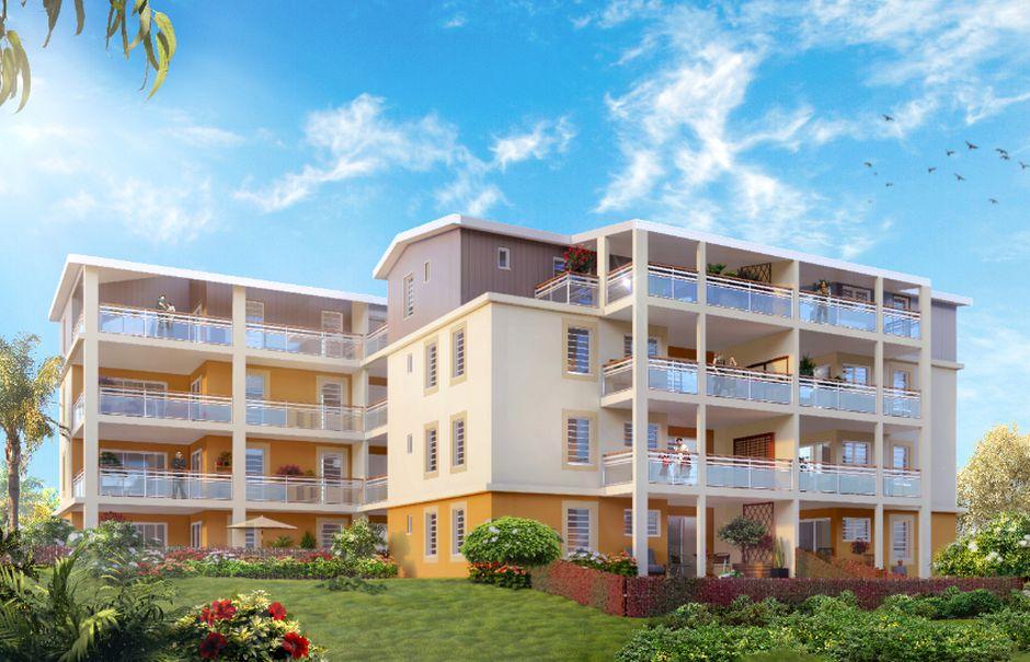 Vente appartement 3 pièces 84.03 m² à Saint joseph (97212), 238 000 €