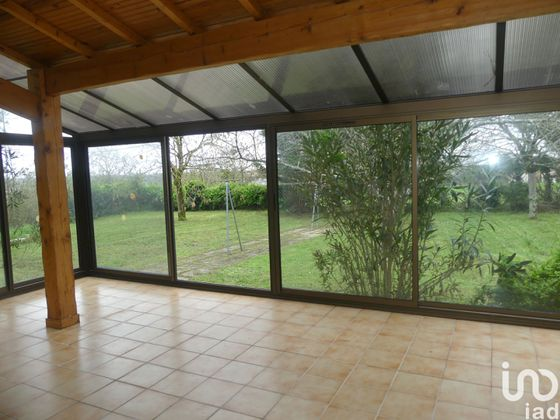 Vente maison 4 pièces 112 m2