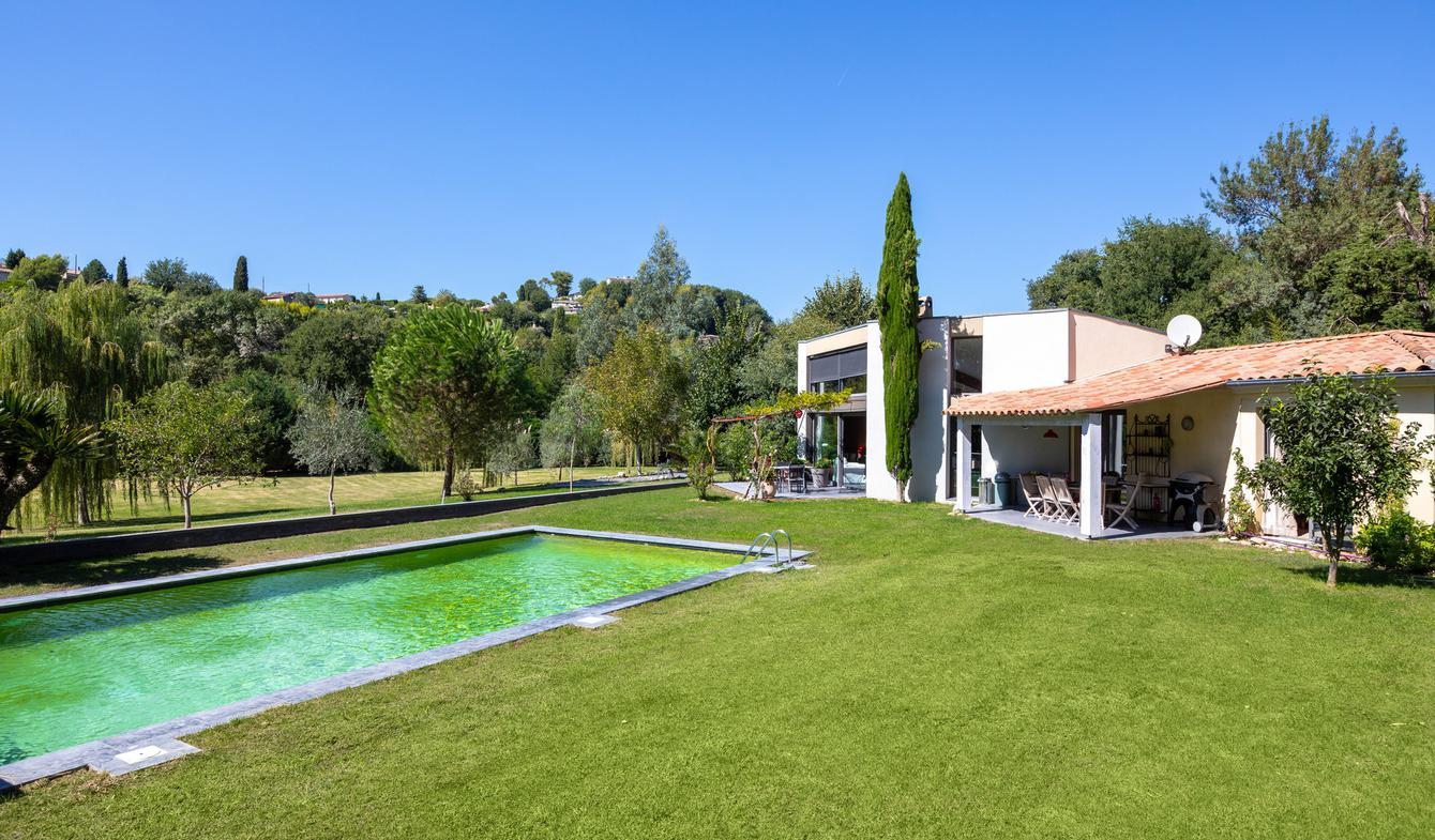 Property with pool Saint Paul de Vence