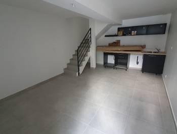 Appartement 2 pièces 37,75 m2
