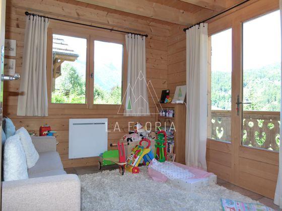 Vente chalet 7 pièces 170 m2