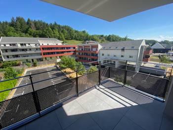 Appartement 2 pièces 42,88 m2