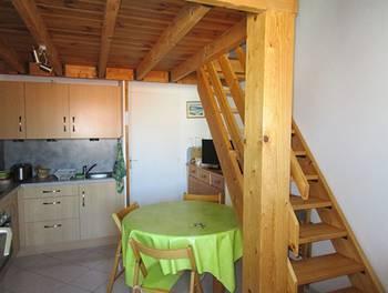 Appartement 2 pièces 25,68 m2