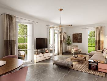Appartement 4 pièces 84,65 m2
