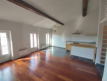Appartement 2 pièces 54,4 m2