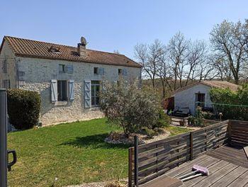 maison à Savignac-sur-Leyze (47)