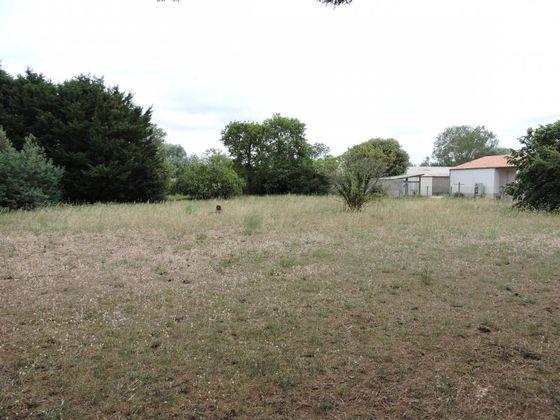 Vente terrain 4161 m2