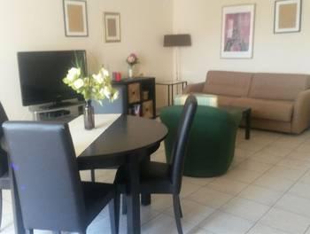 Appartement meublé 2 pièces 63,24 m2
