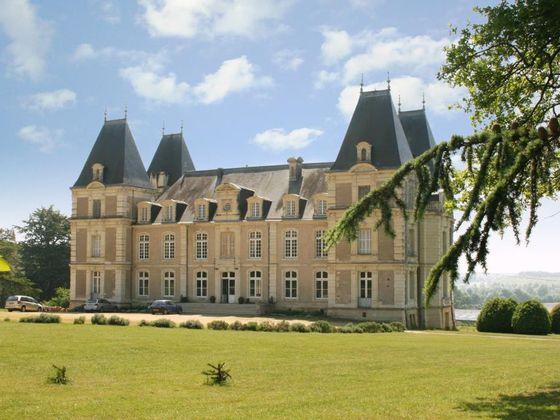 vente Château 20 pièces 900 m2 Angers
