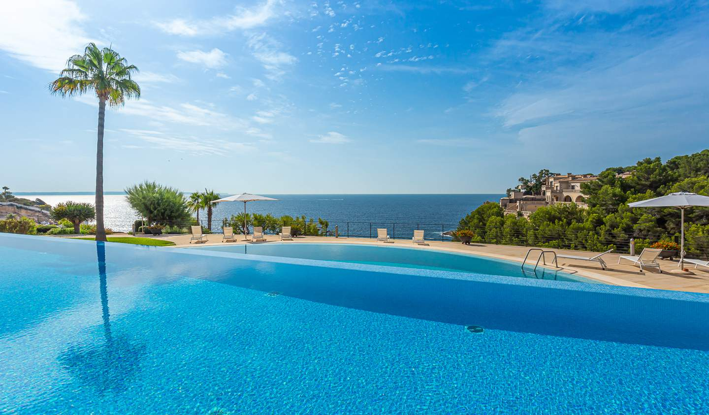 Apartment with terrace and pool Sol de Mallorca
